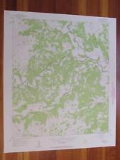 Kempner Texas 1957 Original Vintage Usgs Topo Map