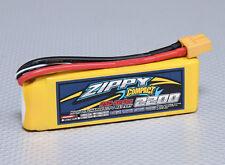 RC ZIPPY Compact 2200mAh 2S 25C Lipo Pack