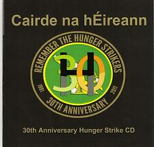 irish rebel music celtic.  Cairde na hEirean 30th Anniversary hunger strike CD