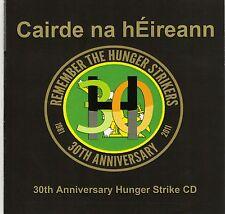 irish rebel music celtic.  Cairde na hEirean 30th Anniversary hunger strike CD