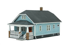 Walthers HO Scale American Bungalow House Kit #933-3787 New in Box