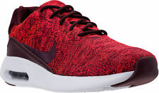 Nike Air Max Modern Flyknit Running Shoes Deep Burgundy Red Sz 10 876066 600