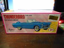 Fifties - 1956 Thunderbird Convertible (Black)