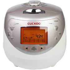 Digitaler Induktions-Reiskocher von Cuckoo, Typ CRP-HP0654F (4 Personen, 1,08L)