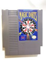 Magic Darts - Nintendo NES Game - Cartridge Only  Tested + Working & Authentic!