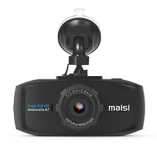Maisi 2K EXTREME HD Pro 1296P automobile macchina fotografica, 2.7 - Inch Screen In-Car Dashboard