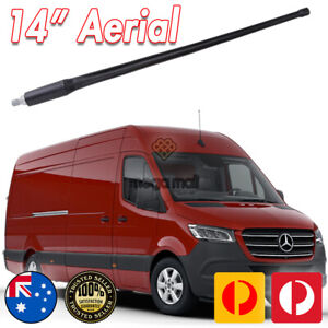 FOR MERCEDES BENZ SPRINTER ANTENNA / AERIAL LONG 14 INCH
