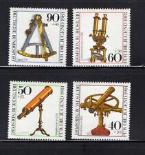 Germany 1980 HISTORIC OPTICAL INSTRUMENTS BORDA CIRCLE SC B583-86   MNH