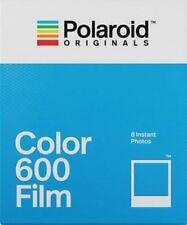 1-5 Polaroid Color 600 Sofortbildfilm Farbfilm Diverse Sets für je 8 Aufnahmen