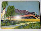 SOUTHERN PACIFIC R.R. Playing CARDS Complete VINTAGE RAILROAD 52+Joker+Extra