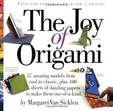 The Joy of Origami by Margaret Van Sicklen