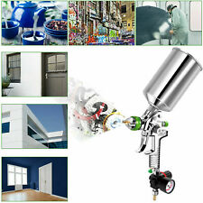 Car Air Paint Spray Gun Auto Painting 2.5mm Nozzle Sprayer Stainless Steel
