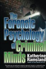 The Forensic Psychology of Criminal Minds, Ramsland, Katherine, Good Book