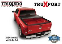 "TruXedo Truxport Tonneau Cover 2019 Dodge Ram 5'7"" Bed (w/o Ram Box) 285901"