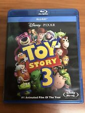 Toy Story 3 (Blu-ray Disc, 2010)