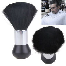 New Barber Neck Duster Soft Brush Hairdressing Hair Cutting Salon Stylist Black