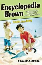Encyclopedia Brown Tracks Them Down (Paperback or Softback)