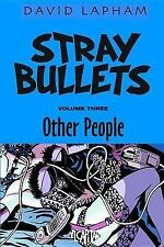 Stray Bullets: Vol 3: Other People by David Lapham (Paperback) < 9781632154828