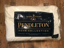 PENDLETON Set Of 2 QUEEN / STANDARD HypoAllergenic MACHINE WASHABLE Bed PILLOWS