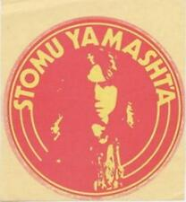 Stomu Yamashta UK promo sticker