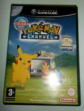 JUEGO GAMECUBE POKEMON CHANNEL NINTENDO