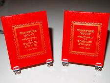 1983 Miniature books relating to Postage Stamps  printed by Black Cat Press