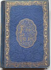 1863 Les Femmes du Temps Passe | French Society Court Royal women ladies history