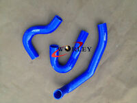 For Navara D22-2 3.0 TDi ZD30 Turbo Diesel silicone radiator blue hose 2001-2006