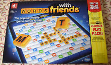 Words With Friends Board Game Replacement Pieces & Parts Tiles 2012
