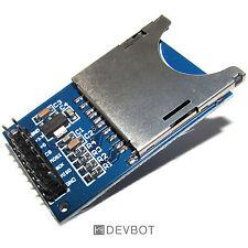 Module carte SD / carte micro SD. Arduino, DIY, Raspberry Pi