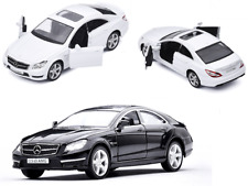 Mercedes Benz CLS 63 AMG Diecast Vehicle Model Collection Car Pull Back Toy Gift