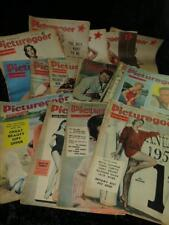 VINTAGE 'PICTUREGOER' WEEKLY MAGAZINE 1950s Choose From Selection
