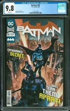 Batman 90 - CGC 9.8 (First Appearance of the Designer)