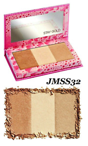 URBAN DECAY X Kristen Leanne Beauty Beam Highlight Palette Stay Gold 3 Shades