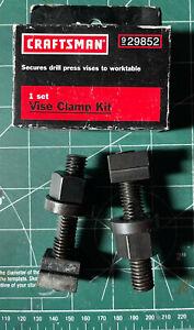 CRAFTSMAN VISE CLAMP KIT