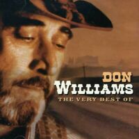 Don Williams The Very Best of CD NEW