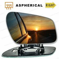 Left Side Clip On Heated Mirror Glass for Ford Escort 1995-2004 0441LASHZ5