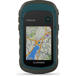 Garmin eTrex 22x, Rugged Handheld GPS Navigator 010-02256-00 BRAND NEW