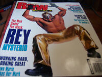 WWE Raw Magazine Dec 2002 Rey Mysterio