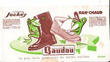 Buvard   Bottes Baudou