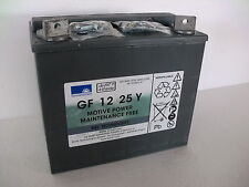 Sol gel batería dryfit gf 12 025 y 12v 28 ah (c20h) rehabilitación