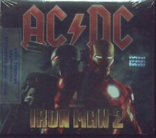 IRON MAN 2 SOUNDTRACK SEALED CD AC/DC GREATEST HITS
