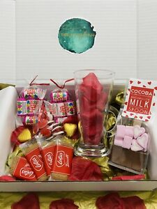 Luxury Sweet And Chocolate Hamper | Love | Anniversary Gift | Father Day Hamper