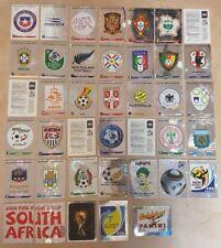 PANINI FIFA WORLD CUP 2010 South Africa-COMPLETO tramutata RICAMBIO