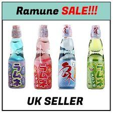 Ramune soda boisson 200 ml Vente de Liquidation!!! Original, Blueberry, melon, Fraise