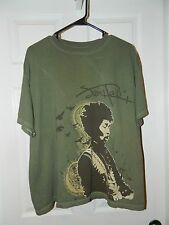 Jimi Hendrix T-Shirt from back in the Day Adult Size L by Zion