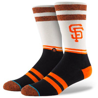 STANCE SOCKS TRAINING UNCOMMON SOLIDS TAB M257A18TRA BLKBLACKLARGE 9-12