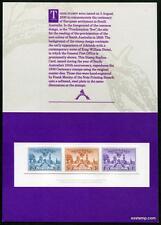Australia Replica Card #6 1936 Centenary of South Stamp Die Proof