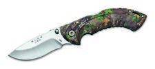 Buck Knives 395 Folding Omni Hunter-10Pt-Realtree Xtra Green Camo Folding Knife