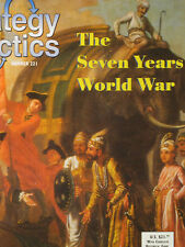 Strategy & Tactics 221, S&T, Seven Years World War, Unpunched, Bonus!!